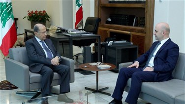 Hasbani from Baabda: Cabinet must review budget as soon as possible