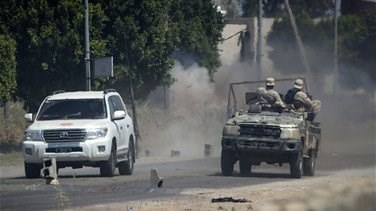 Nine soldiers killed in south Libya attack on Haftar camp - hospital