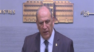 Minister al-Jarrah: There is no harm from Mansourieh power lines