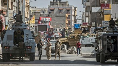 Rights group accuses Egyptian forces of war crimes in Sinai