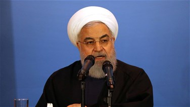 Iran's Rouhani says US actions threaten Middle East stability