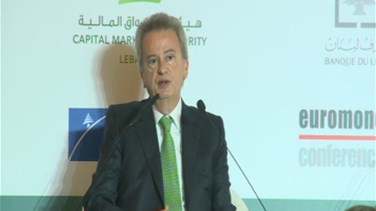 Salameh to LBCI: International community has good intentions towards Lebanon and wants stability