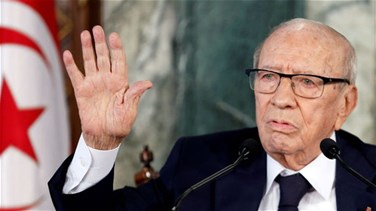 Health of Tunisian president improves significantly, he calls defense minister