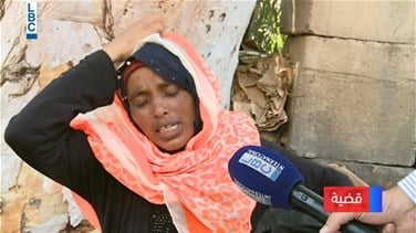 Ethiopian domestic worker kicked to the streets