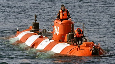 Fourteen sailors killed in Russia submersible fire: ministry