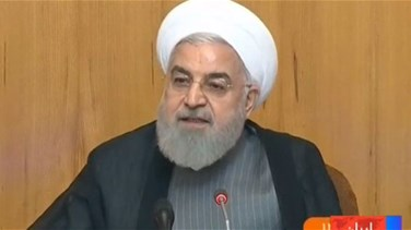 Iran to boost uranium enrichment level, breaching nuclear pact -Rouhani