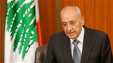 Berri says recent US sanctions are an attack against Lebanon