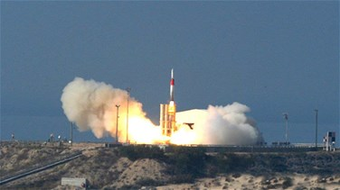 Israel says Arrow-3 anti-missile system passed live test in US