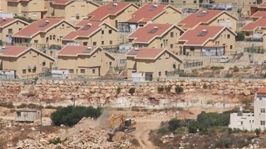 Israel approves new homes for settlers, Palestinians in W.Bank