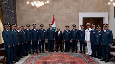 President Aoun says security is sacred