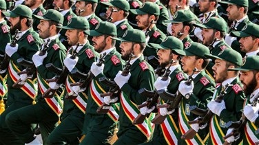 Two Iran Revolutionary Guards killed in clash with militants