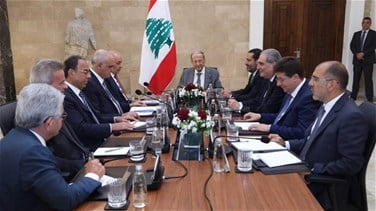 Baabda's financial meeting positive, serious decisions reached to improve situation