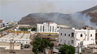 At least eight civilians killed Aden clashes -medical sources