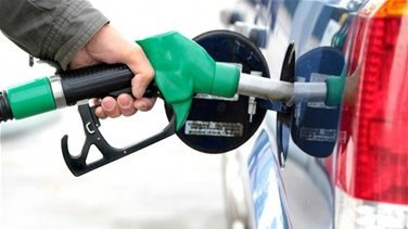 Prices of 95 and 98 octane fuel drop 400 LBP