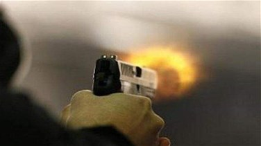 Man shoots wife in the legs, flees to unknown destination