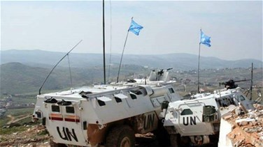 UNIFIL, army team inspect locations where Israeli bombs landed