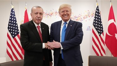 Turkey's Erdogan says will discuss Syria with Trump at UN