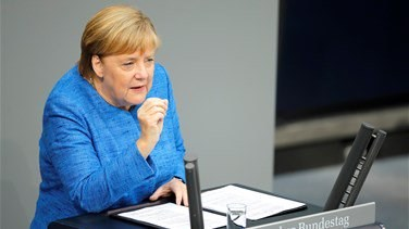 Merkel: We'll keep trying to find solutions with Iran to avoid escalation