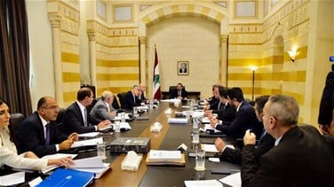 Hariri chairs meeting of committee tasked with discussing reforms, meets with UAE ambassador
