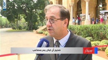 French ambassador to LBCI: Implementation of Cedre conference runs parallel to reforms