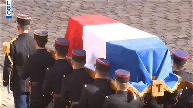 Chirac laid to rest in intimate burial at Montparnasse cemetery