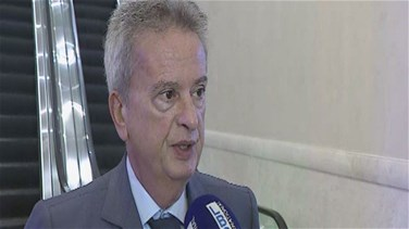 Salameh to LBCI from Abu Dhabi: It's important for Lebanon to have financial relations with UAE