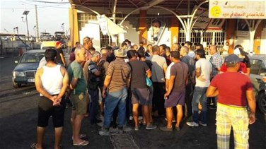 Fishermen stage sit-in in Sidon