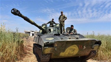 Syrian army clashes with Turkish forces in northeast border area - state tv