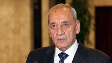 Speaker Berri: Lebanon is in dire need to enact laws that include people's demands