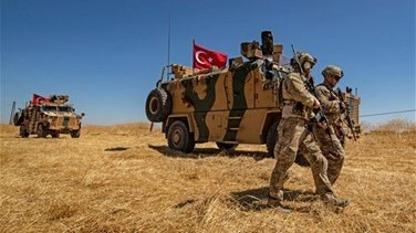 Two Turkish soldiers killed in attack near Syria border - ministry