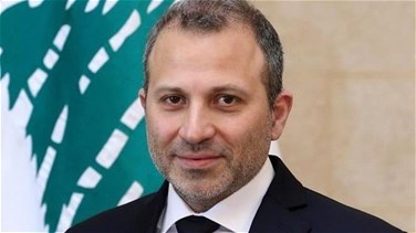 Bassil: Strong Lebanon bloc inked bill to disclose bank account activities