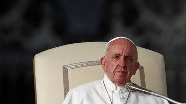 Pope condemns Iraq's 'harsh' crackdown on protesters