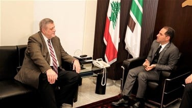 MP Gemayel meets with Kubis