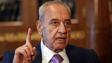 Berri: Lebanon needs IMF technical help through a rescue plan
