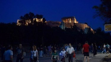 Greece's Acropolis reopens after easing of lockdown measures
