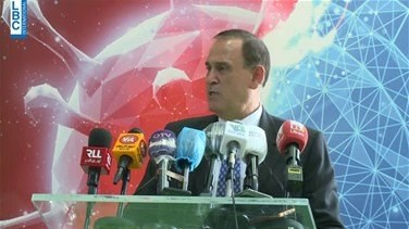 Minister of Industry Hoballah inspects a number of factories-[VIDEO]