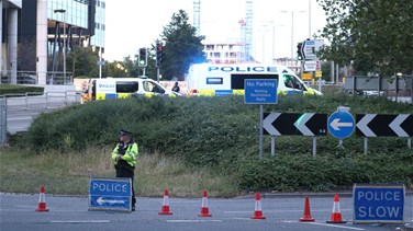 UK authorities say they are treating park stabbing spree as terrorism