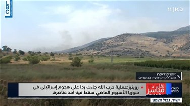 Tensions, exchange of fire between Hezbollah and Israel at southern borders-[VIDEO]
