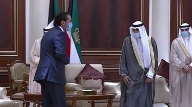 Hariri in Kuwait to offer condolences-[PHOTOS]