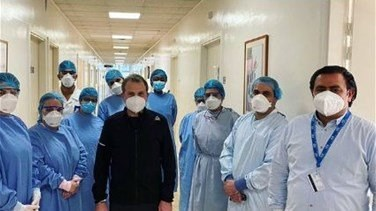 Bassil discharged from hospital, to adhere to in-home quarantine