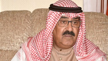 Kuwait's emir names security czar Sheikh Meshal as crown prince