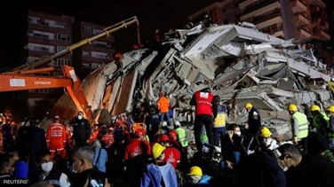 Turkish rescue workers search for survivors in quake; death toll rises to 27