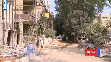 Race against rain to renovate Beirut damaged houses