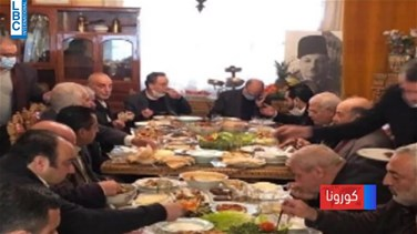 Photo of Ministers Hassan, Nehmeh having lunch stirs controversy
