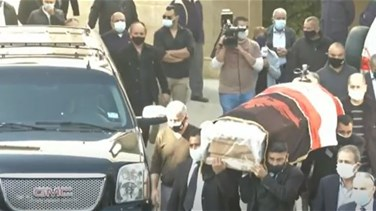 Massoud al-Achkar laid to rest-[VIDEO]